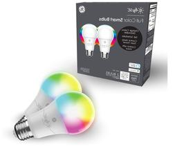 C by GE A19 LED Smart Light Bulb - Full Color Changing Light