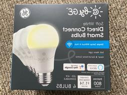 C by GE Soft Direct Connect Light Bulbs  60W White