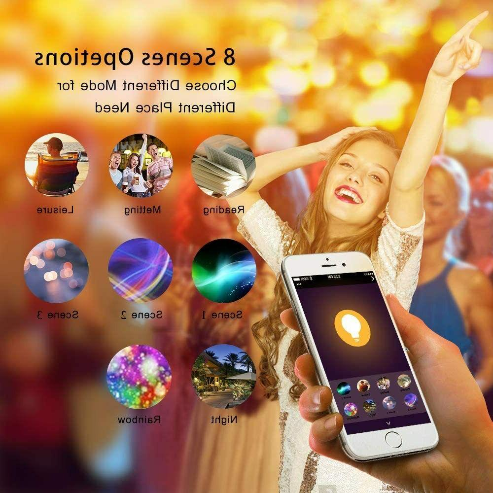 AXTEE Smart 2.4G, Color Changing