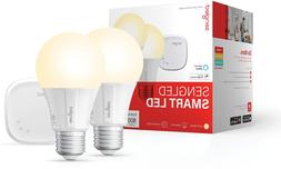 Sengled Smart Light Bulb Starter Kit, Smart Bulbs That Work