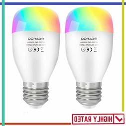 SMART LIGHT BULB Wifi Bulbs with Timer Remote RGB Color Chan
