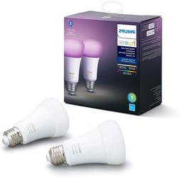 Philips Hue White And Or Color Ambiance Led Smart Bulb Bluet